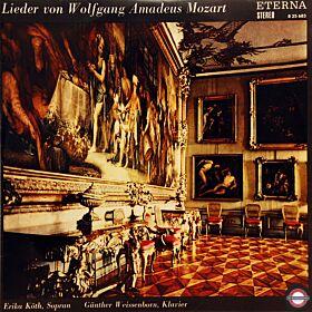 Mozart: Lieder - mit Erika Köth und Weißenborn (II)