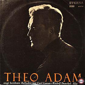 Adam: Berühmte Balladen von Carl Loewe (Stereo)