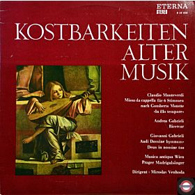 Alte Musik - von Monteverdi und (2x) Gabrieli