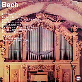 Bach: Orgelwerke auf Silbermann-Orgeln (12)