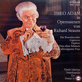 Adam: Szenen aus Opern von Richard Strauss