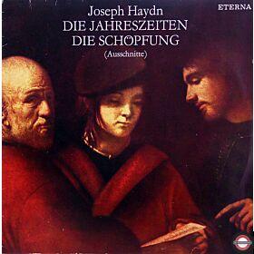 Haydn: Jahreszeiten/Die Schöpfung (Ausschnitte) - II