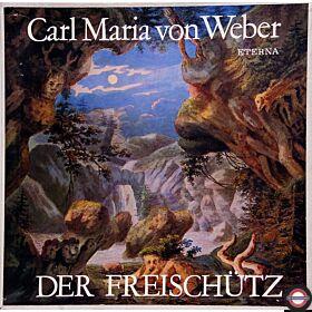 Weber: Der Freischütz - mit Carlos Kleiber (Box, 3 LP)