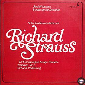 Strauss: Orchesterwerke - Rudolf Kempe dirigiert (II)