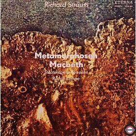 Strauss: Metamorphosen und Macbeth - mit Kempe