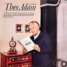 Adam: Balladen - von Loewe, Schubert, Wolf, Schumann