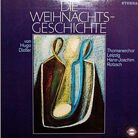 Distler: Die Weihnachtsgeschichte, op. 10