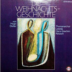Distler: Die Weihnachtsgeschichte - a capella