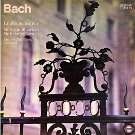 Bach: Englische Suiten Nr.5 und Nr.6 - mit Růžičková