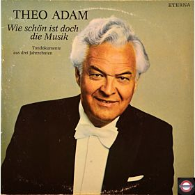 Adam: Tondukumente aus drei Jahrzehnten (2 LP)