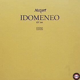 Mozart: Idomeneo - Gesamtaufn. (Box, 4 LP) - II