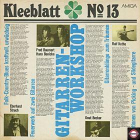 Kleeblatt Nr. 13 - Gitarren-Workshop