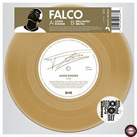 Falco - Junge Roemer/Brillantin Brutal (7Inch Gold-RSD-BF2019)