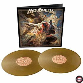 HELLOWEEN - HELLOWEEN (2LP GOLD COLORED GATEFOLD)