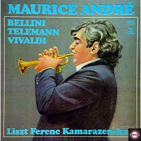 André: Trompetenkonzerte von Bellini,Telemann,Vivaldi