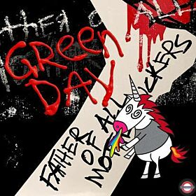 Green Day - Father Of All (LTD. Red /White Indie Edit) VÖ:07.02.2020
