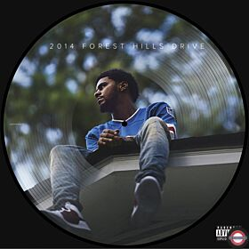 J. Cole - 2014 Forest Hills Drive (Picture Vinyl) (RSD - BF)