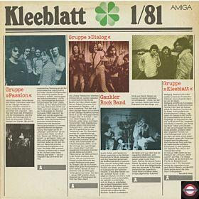 Kleeblatt Nr. 01-81