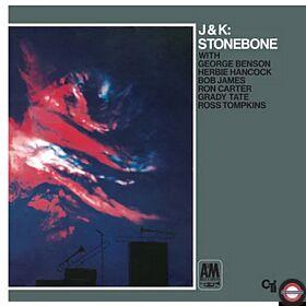 J.J Johnson & Kai Winding  - J&K: Stonebone (Coloured LP) RSD 2020