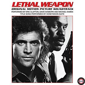 ERIC CLAPTON, DAVID SANBORN and MICHAEL KAMEN, Lethal Weapon (Original Motion Picture Soundtrack) RSD 2020