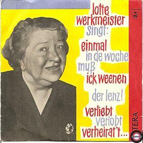 Lotte Werkmeister