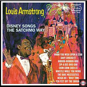 Armstrong, Louis - Disney Songs The Satchmo Way (RSD 2019)