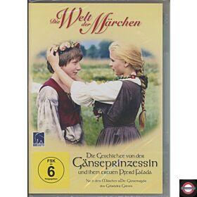Die Welt der Märchen - Die Geschichte von der Gänseprinzessin und ihrem treuen Pferd Falada (DVD)