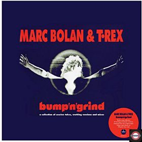 BOLAN MARC & T.REX - BUMP N GRIND (COLOURED VINYL)