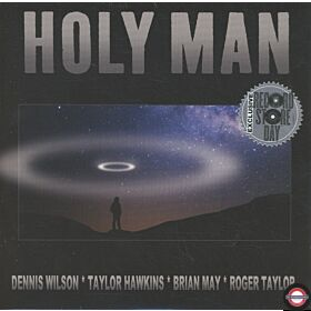 "Dennis Wilson (2), Brian May, Roger Taylor, Taylor Hawkins ‎– Holy Man - 7"" Single"