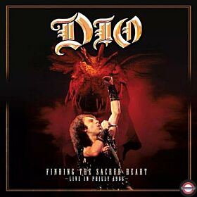 Dio - Finding The Sacred Heart - Live In Philly 86 (White 2LP) RSD 2020