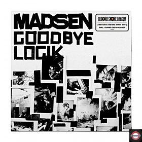 MADSEN - GOODBYE LOGIK (White Vinyl)