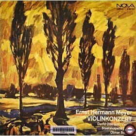 Meyer: Konzert für Violine - mit David Oistrach