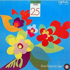"""DDR feiert das 25-Jährige: """"Eine Rose für den Tag"""""""
