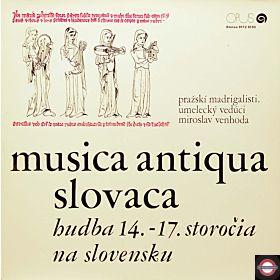 Alte Musik aus der Slowakei (14. bis 17. Jahrhundert)
