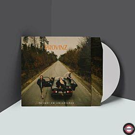 """Provinz - Zu spät um umzudrehen (White Vinyl) Single 10"""""""