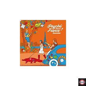 RSD 2021: Various Artists - Psyché France, Vol. 7