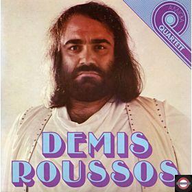 """Demis Roussos  (7"""" Amiga-Quartett-Serie)"""