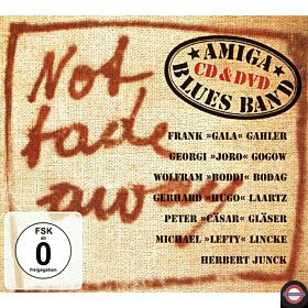 Amiga Blues Band - Not Fade Away (CD)