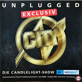 City Unplugged Exclusive - Die Candlelight-Show (CD)
