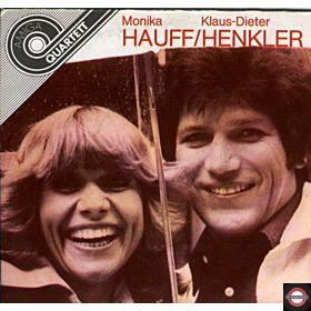 """Monika Hauff & Klaus-Dieter Henkler (7"""" Amiga-Quartett-Serie)"""