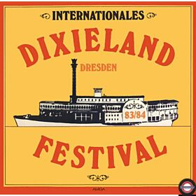 Internationales Dixieland-Festival Dresden 83-84