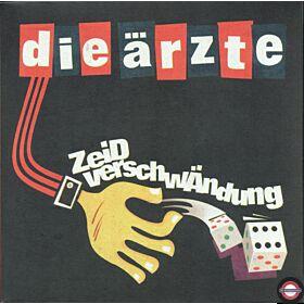 """Die Ärzte – ZeiDverschwÄndung 2x7"""" Single"""
