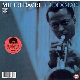 """Miles Davis – Blue Xmas - 7"""" Single"""
