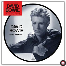 "David Bowie ‎– Young Americans - 7"" Single"