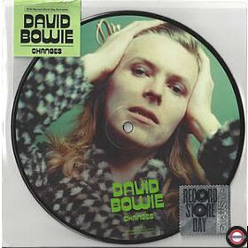 "David Bowie ‎– Changes - 7"" Single"