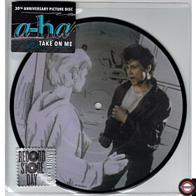 "a-ha ‎– Take On Me  - 7"" Single"