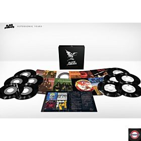BLACK SABBATH — Supersonic Years, Seventies Singles Box Set