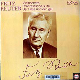Fritz Reuter - Violinsonate