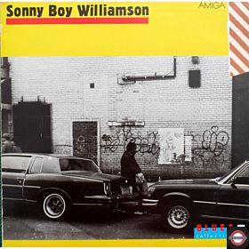 Sonny Boy Williamson
