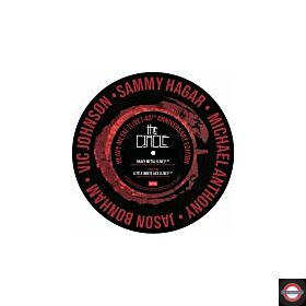 RSD 2021: Sammy Hagar & The Circle - Heavy Metal / Little White Lies (RSD 2021 Exclusive)